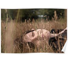 peaceful surrounding Poster