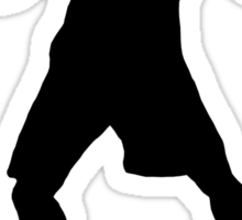 The Iceman Sticker