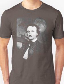 Edgar Poe Graveyard  T-Shirt