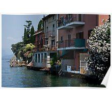 Lake Garda - Malcesine Poster