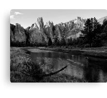Smith Rock State Park II Canvas Print