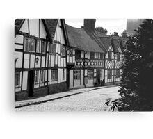 Old England Metal Print
