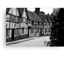 Old England Canvas Print