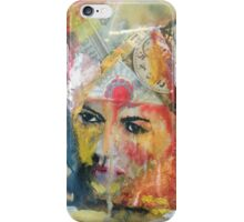 Flame vision  iPhone Case/Skin