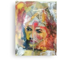 Flame vision  Canvas Print