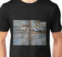 Vintage Door Handles Unisex T-Shirt