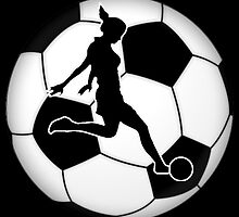 Woman's Soccer  by henrytheartist
