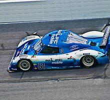 #61 Daytona prototype by Aaron Siebens