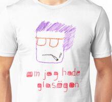 om jag hade glasögon Unisex T-Shirt