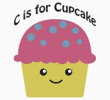 C is for Cupcake Kids Clothes