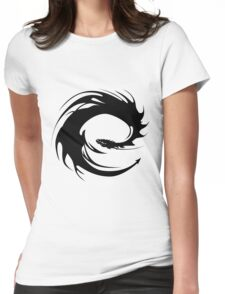 Eragon dragon Womens Fitted T-Shirt