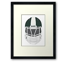 Spartan Bane Revo Speed Framed Print