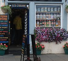 The Sweetie Shop. by Charles  Staig