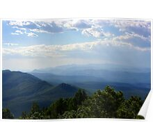 Gila National Forest ~ New Mexico USA Poster