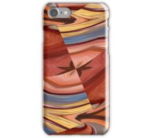 Abstract Wood Artwork iPhone Case/Skin