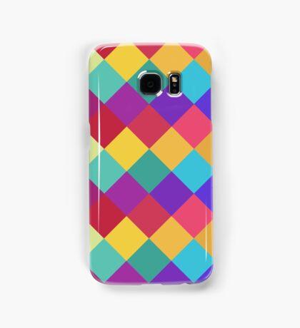 Knitted Rainbow Samsung Galaxy Case/Skin