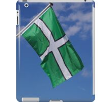 Devon Flag iPad Case/Skin