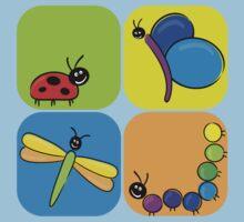 bugs, once again Kids Tee
