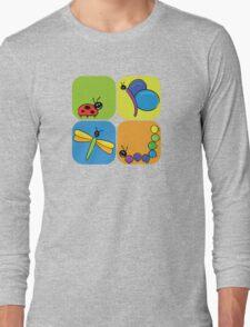 bugs, once again Long Sleeve T-Shirt