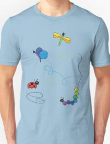 bug tracks T-Shirt