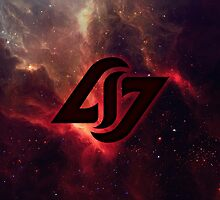 CLG COUNTERLOGIC GAMING LCS RED SPACE by Mike Edinger