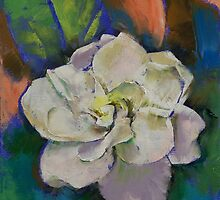 Gardenia by Michael Creese