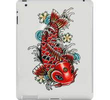 Ms. Fish Mooney  iPad Case/Skin