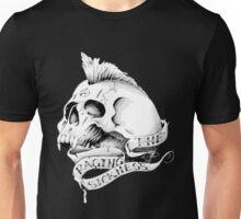 The Raging Sickness Logo front Dark Unisex T-Shirt
