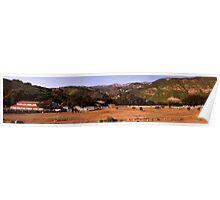 Panorama, Los Osos Poster
