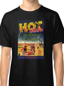 hot brand vegetables Classic T-Shirt