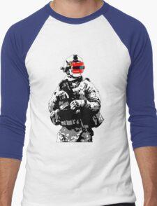 Nightmaster Men's Baseball ¾ T-Shirt