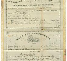 RITTER - EARLE by West Kentucky Genealogy