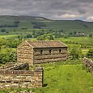A Barn in Hawes by Tom Gomez