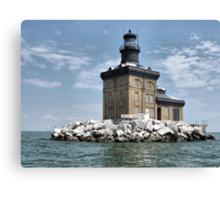 Toledo Lighthouse Canvas Print