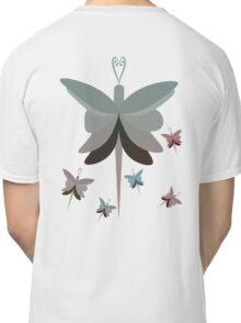 Geometric Butterfly Squadron T Shirt Classic T-Shirt