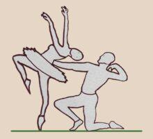 Let's Dance too. by albutross