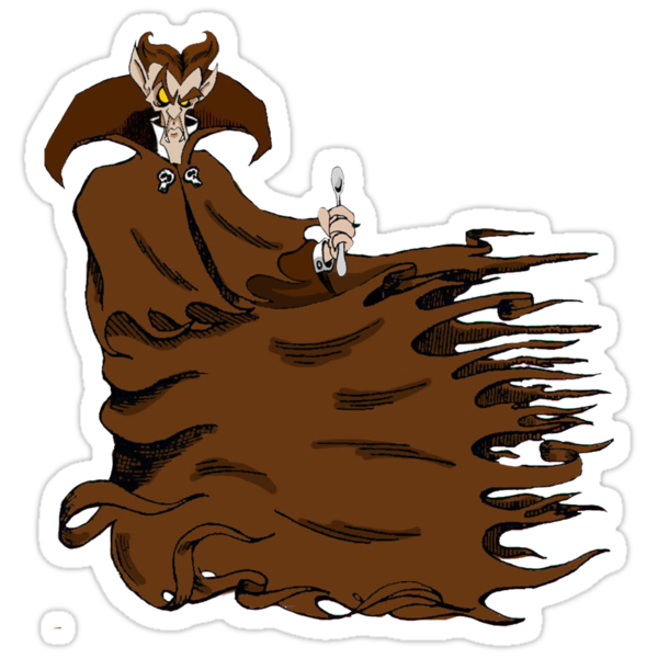 Count Chocula, sort of by monsterfink