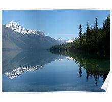 Lake McDonald - Glacier National Park Poster