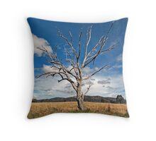 One Tree - Mudgee/Ilford Sydney Australia Throw Pillow