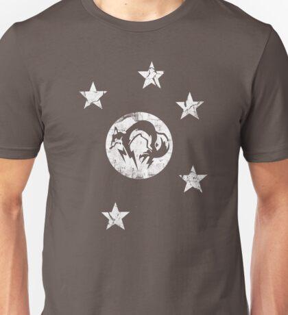 Foxhound V1 (White) Unisex T-Shirt