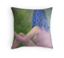 Nude...July 2010 Throw Pillow