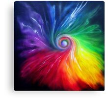Creation Of Bliss Canvas Print
