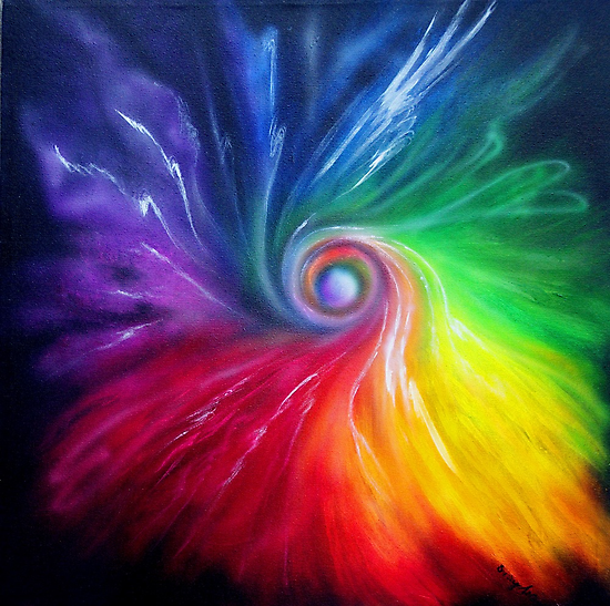 Creation Of Bliss by Sherry Arthur
