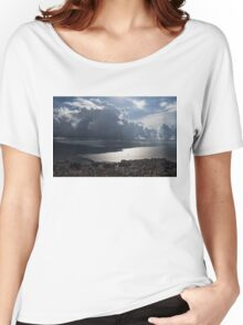 Shadows of Clouds  Women's Relaxed Fit T-Shirt