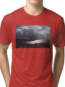 Shadows of Clouds  Tri-blend T-Shirt