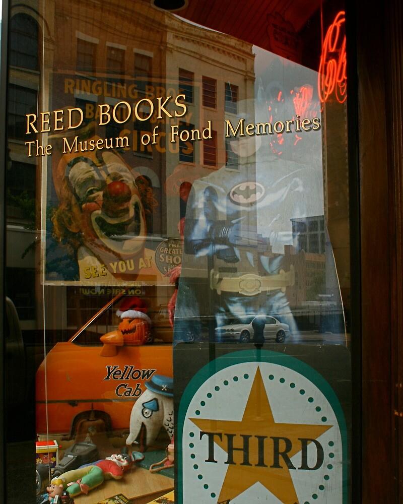 Museum of Fond Memories by Virginia Kelser Jones