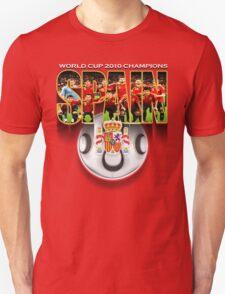 spain! champions T-Shirt