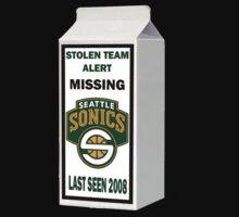 Missing: Sonics by APBSports
