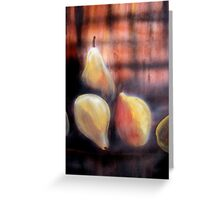 Pick Your Pear Greeting Card