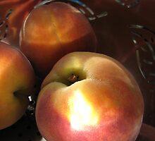 Brilliant Peach by LindieRacz